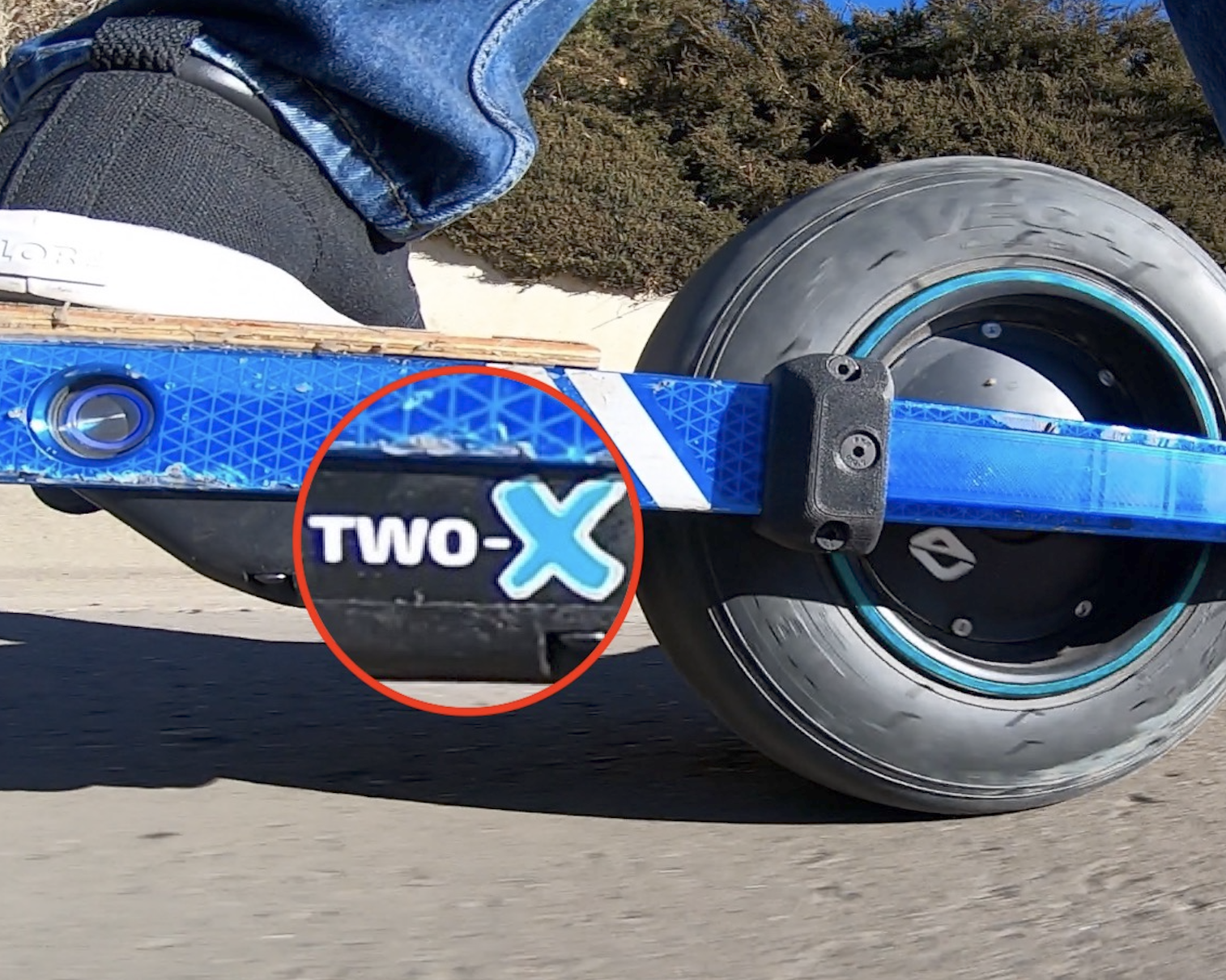 Two-X Review for the Onewheel – oneRADwheel